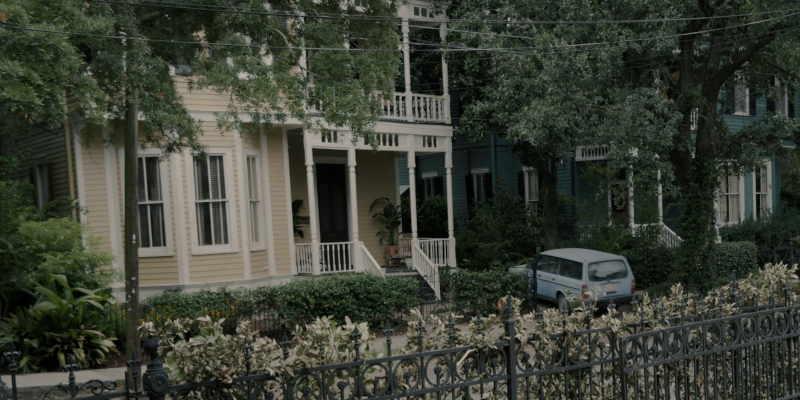 The Desiato house