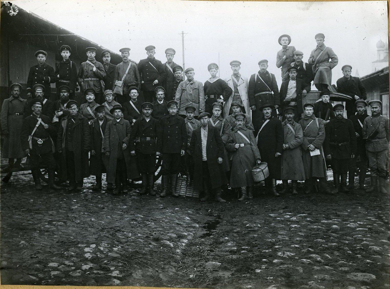 1919. Петроградский фронт