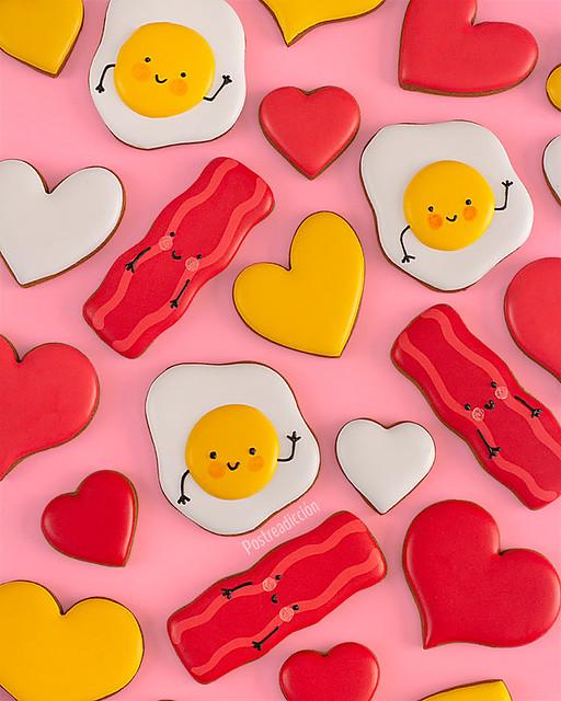 galletas decoradas pareja perfecta