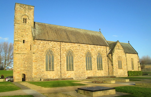 Monkwearmouth St Peter's Church