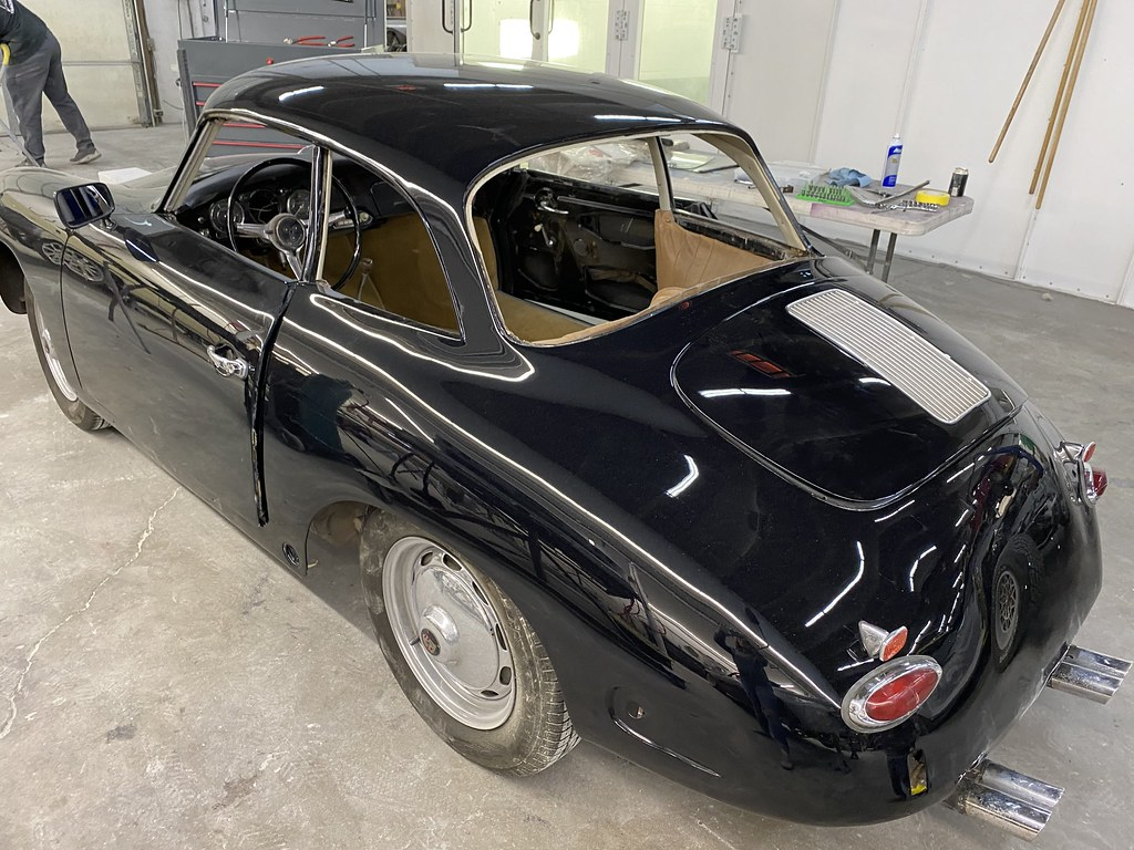 1962 Porsche