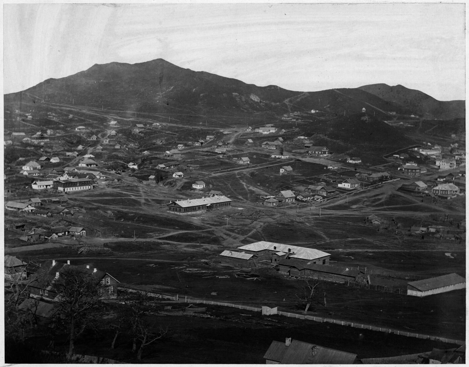 Общий вид. 1876