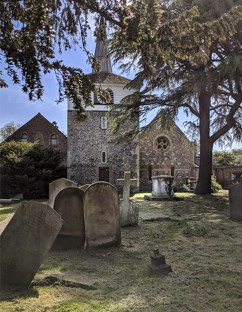 St Nicholas Church, Thames Ditton