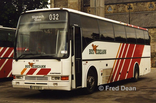 Bus Éireann VC 105 (97-D-43872).