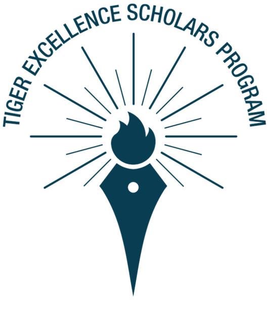 Tiger Excellence Scholars Program logo