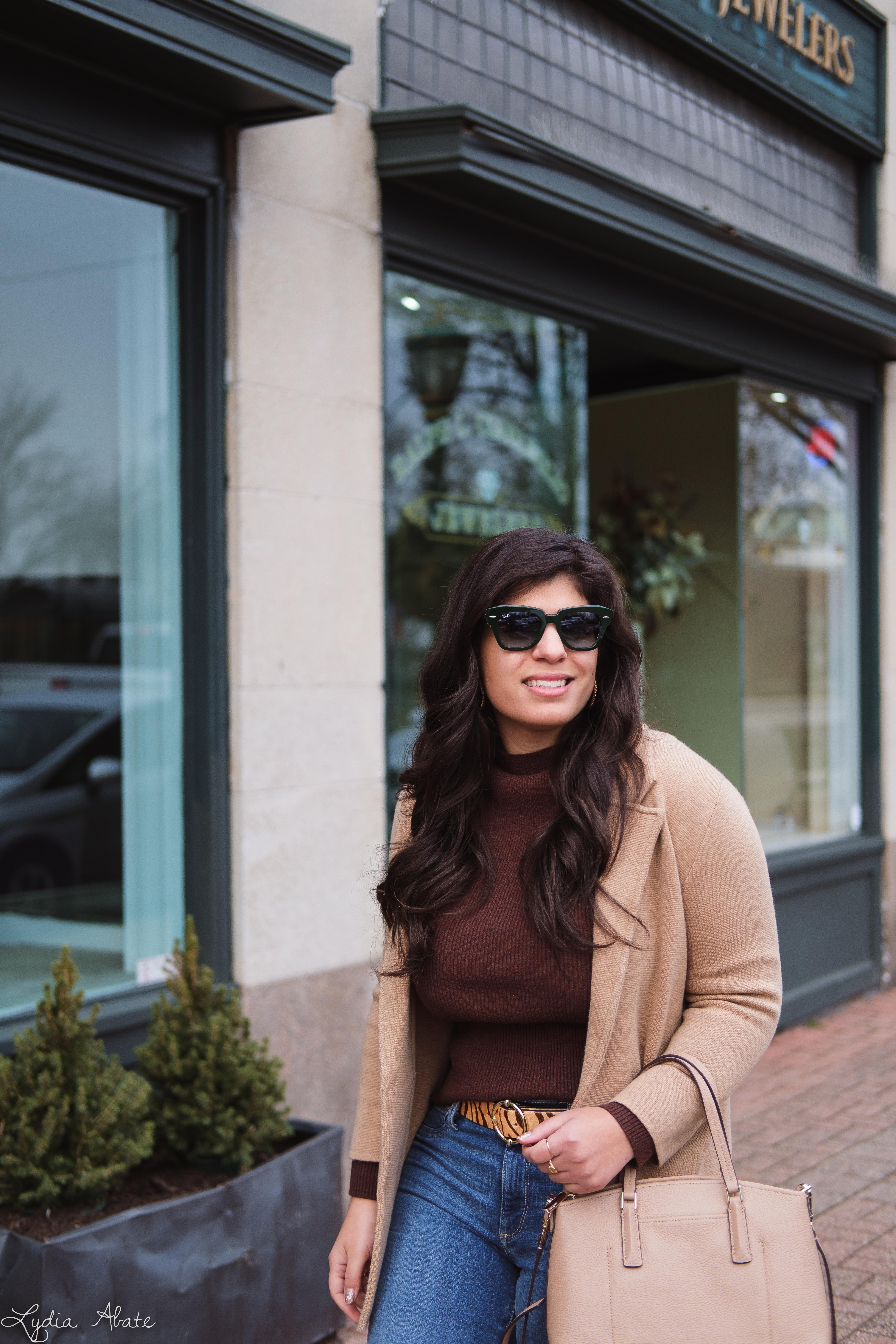 camel sweater blazer, brown turtleneck, jeans, booties-4.jpg