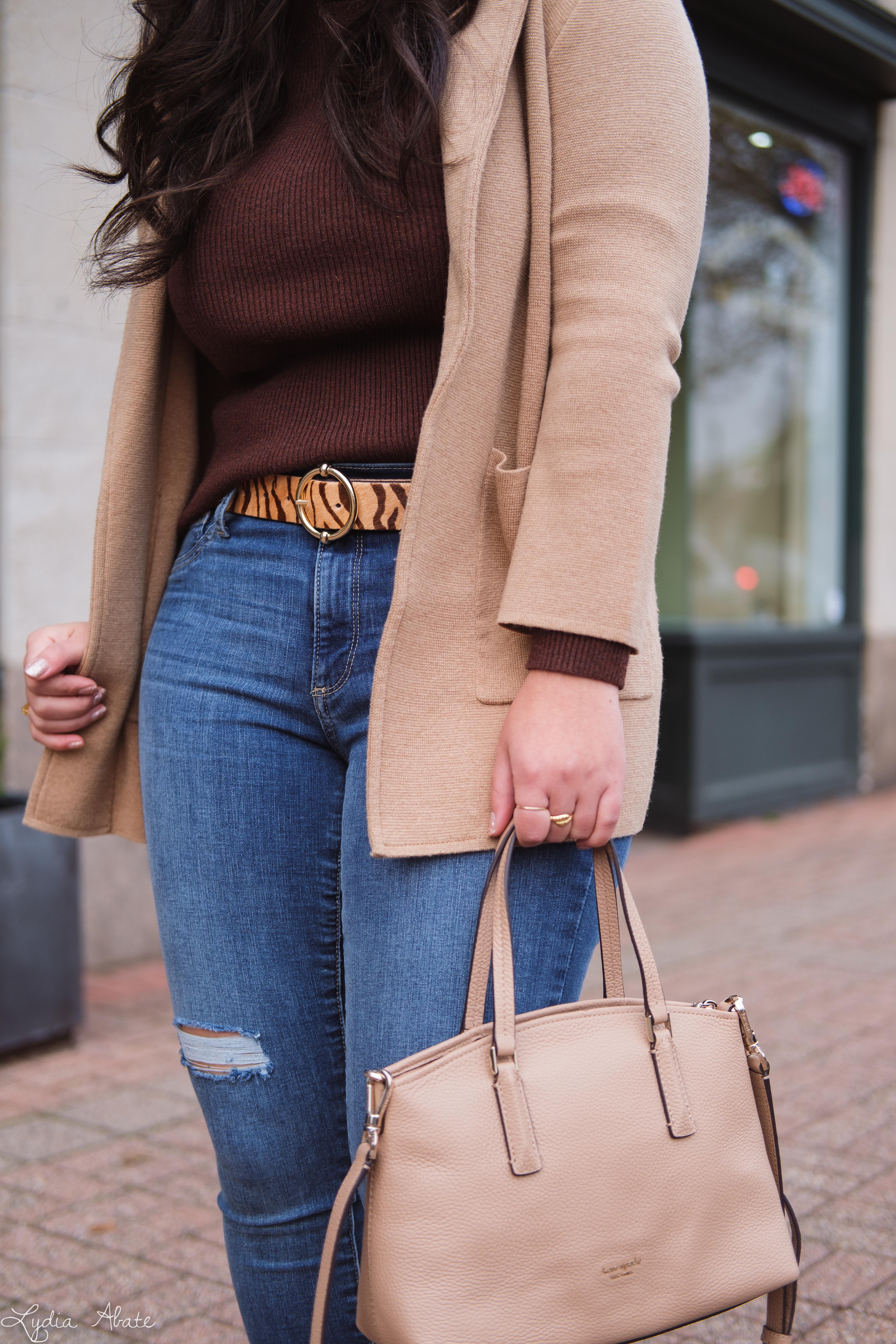 camel sweater blazer, brown turtleneck, jeans, booties-12.jpg