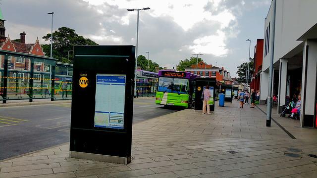 SN53 AVP | Ipswich Buses Dennis Dart 137 | July 2018