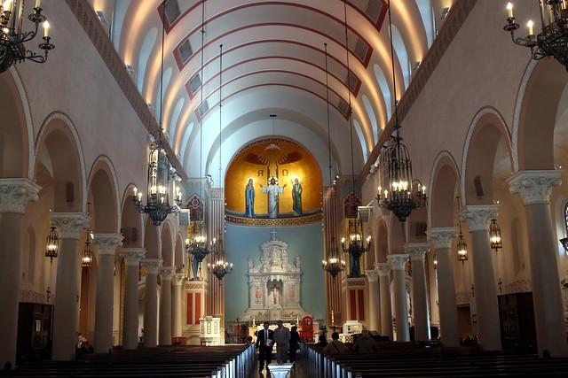 Santa Monica Catholic Church