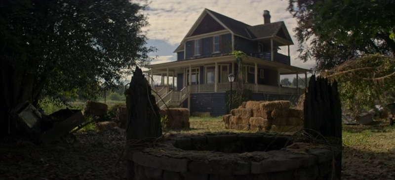 Theo Putnam house