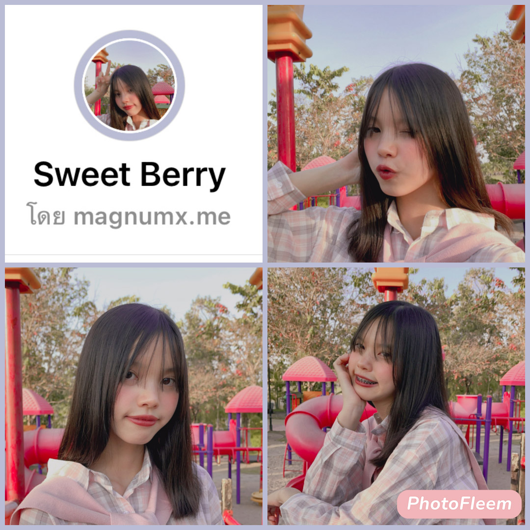 Sweet Berry ฟิลเตอร์ไอจี เปลี่ยนสีท้องฟ้าเป็นสีม่วง