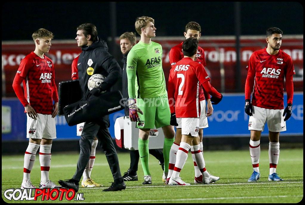 Jong AZ - FC Eindhoven 01-02-2021