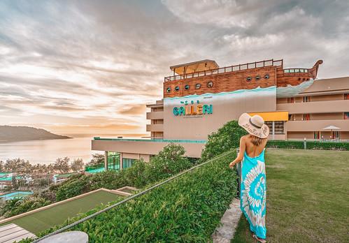 รีวิว The Sea Galleri by Katathani Resort กะรน ภูเก็ต