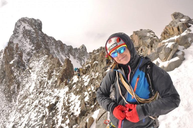 Karolína Grohová o životě na lyžích