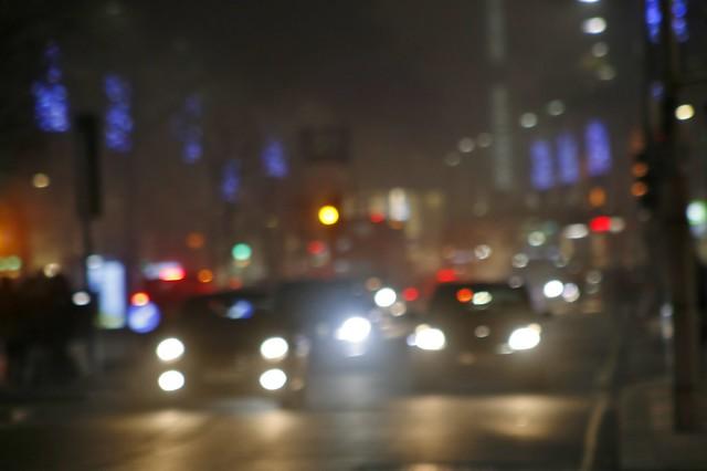 Bright Lights of London....