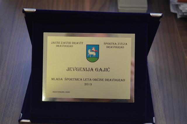 Športnik leta Občine Dravograd 2019