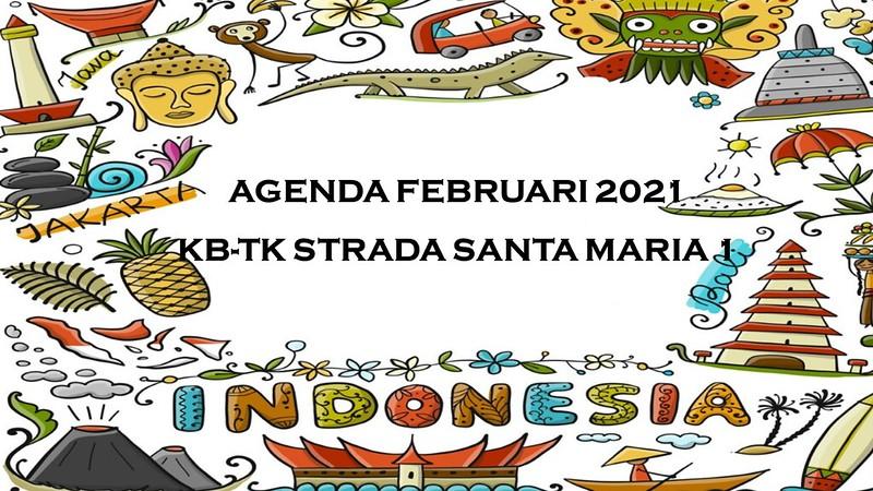 AGENDA BULAN FEBRUARI  2021