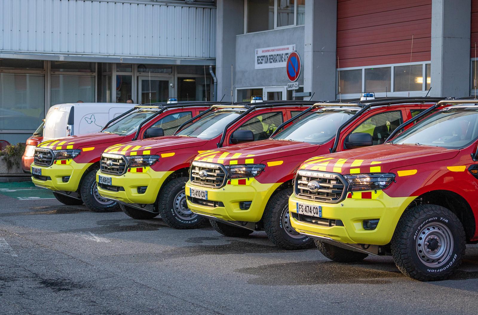 Des VLTT autoprotégés pour les Pompiers13