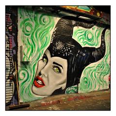 LONDON STREET ART by CURIOUSER & CURIOUSER