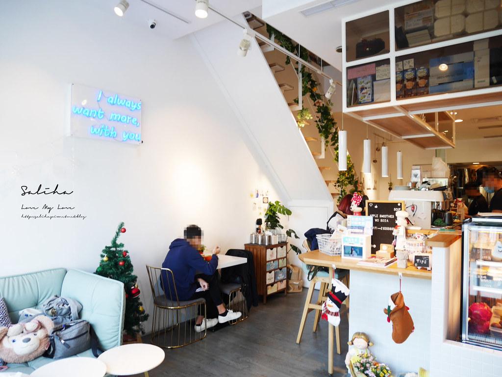 台北芝山站咖啡廳不限時Want More士林咖啡廳天母sogo附近早午餐推薦好吃 (4)