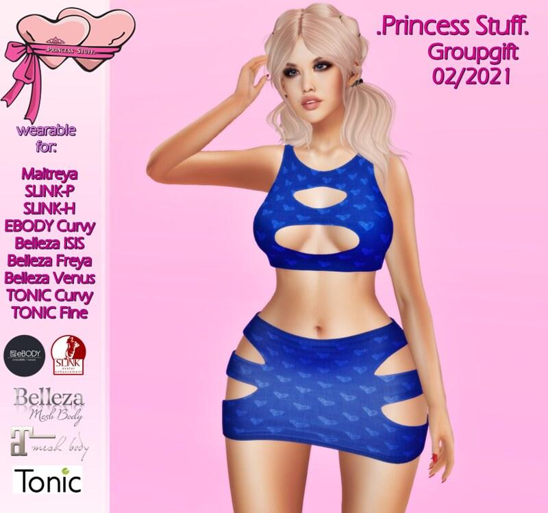 .Princess Stuff. Groupgift 02/2021! Free Group Join!