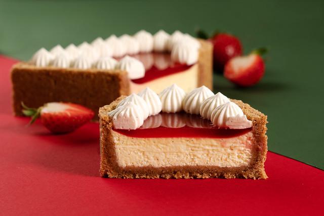 The art of cheesecake