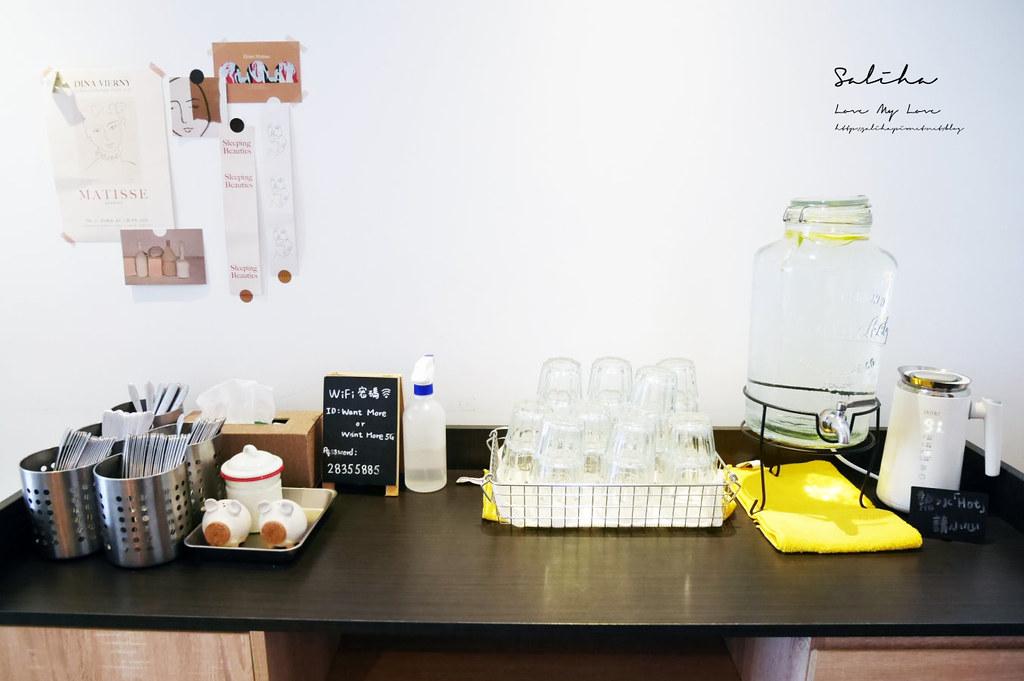 台北韓風咖啡廳Want More好吃早午餐甜點蛋糕下午茶士林餐廳推薦 (3)