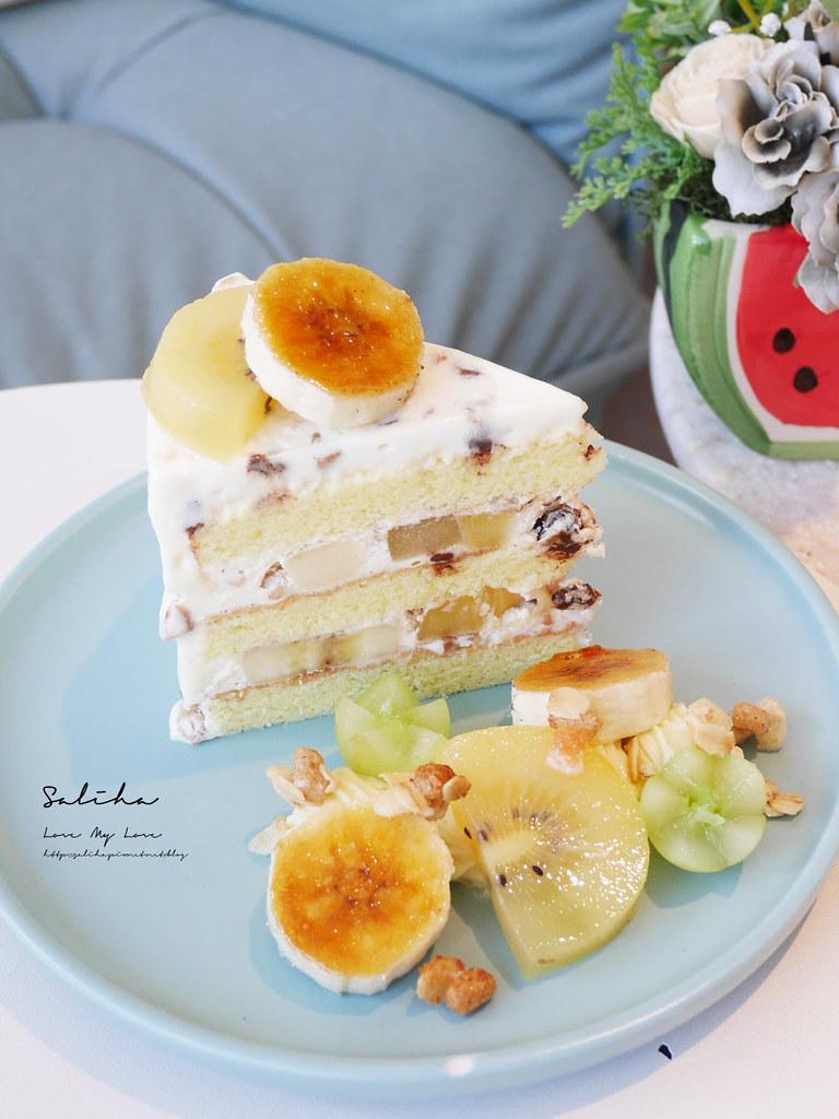 台北天母美食餐廳推薦Want More蛋糕甜點早午餐下午茶咖啡廳適合看書聊天聚餐 (1)