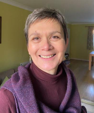 Sally Ann Delf portrait