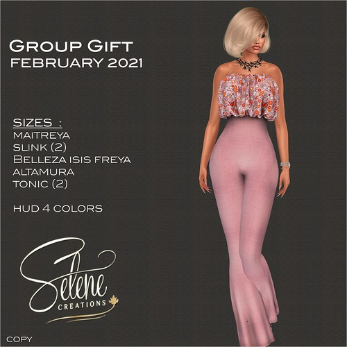 [Selene Creations] Group Gift February 2021