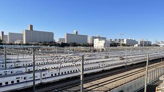 大井新幹線車両基地