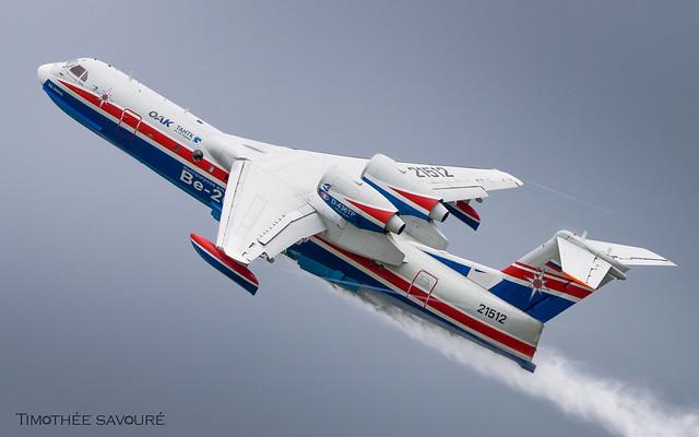 PAS19 | Beriev Be-200ChS-E | RA-21512