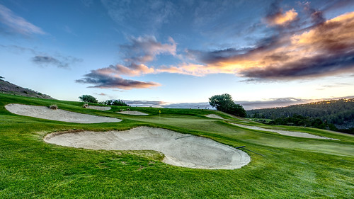 Tehama Golf Course Green #3 | by GuyC