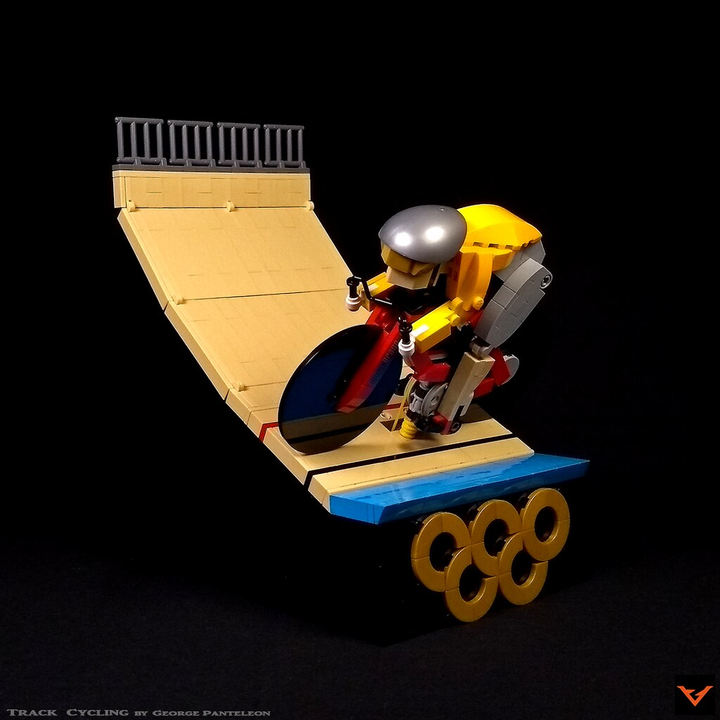 Track Cycling (Motorized)