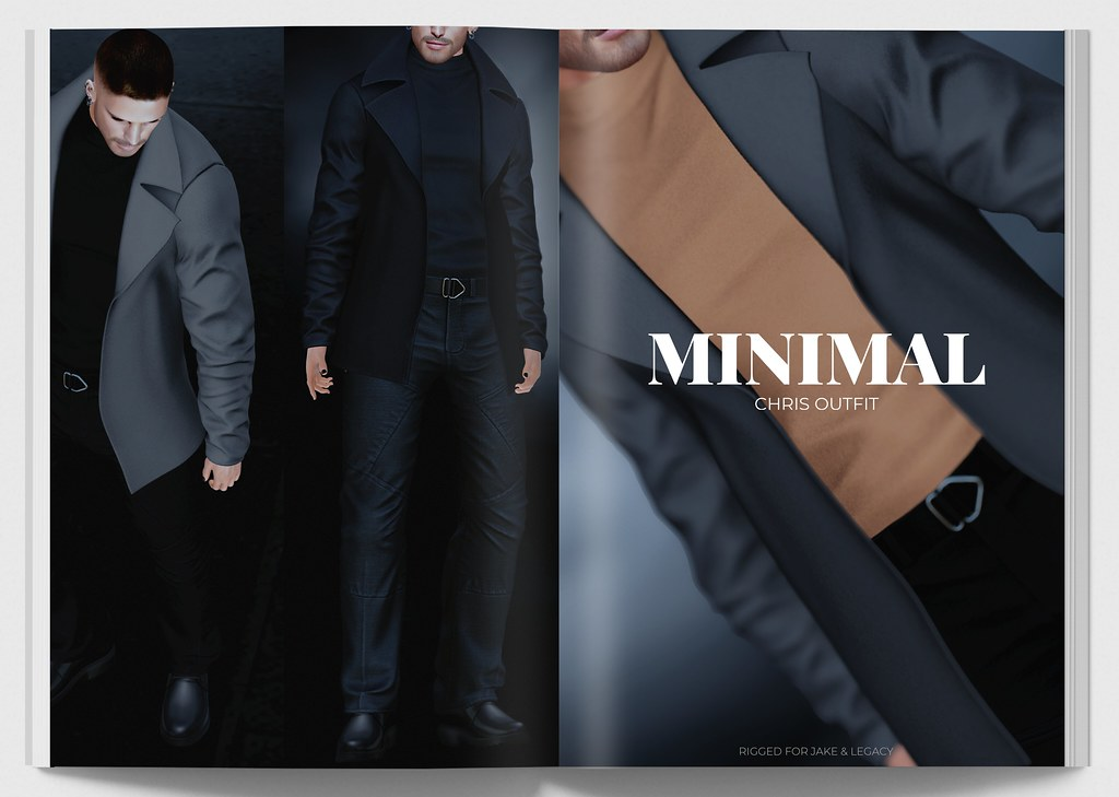 MINIMAL – Chris Outfit