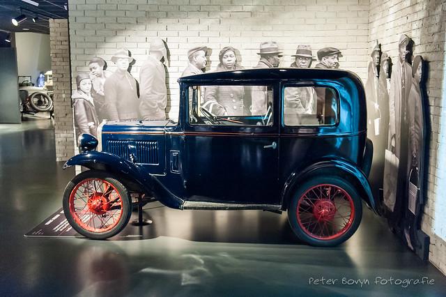 Austin Seven Saloon - 1932