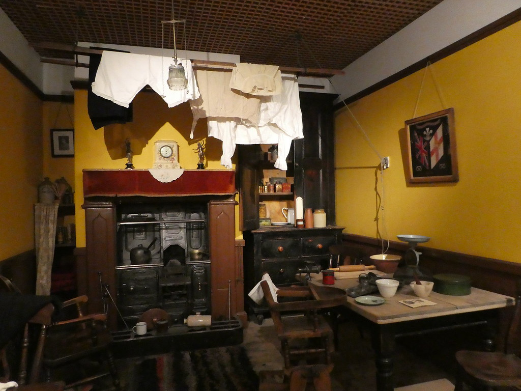 Street of Life, Potteries Museum & Art Gallery