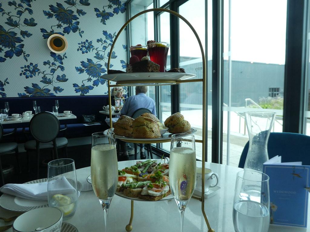 World of Wedgwood, Afternoon Tea