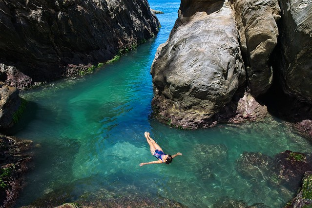 Cavernas aquáticas de Ponta Negra