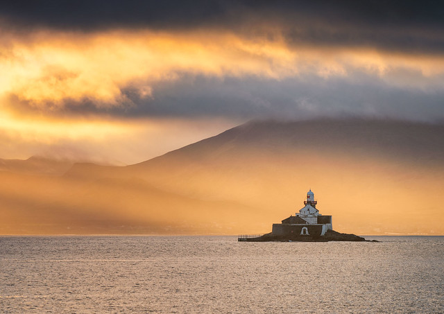 Fenit lighthouse, County Kerry