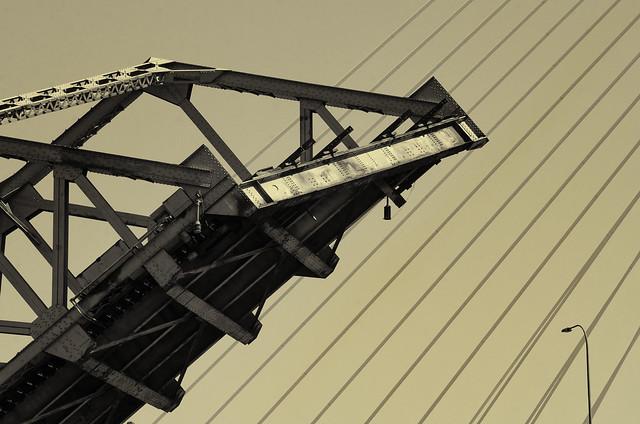Lift and Suspension Bridges