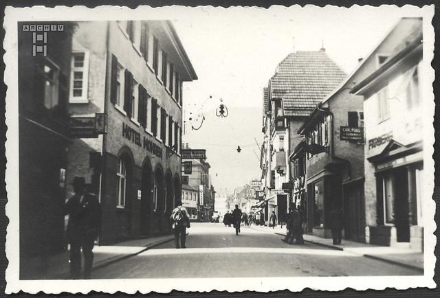 ArchivTappen2AAl2e649 Schramberg, Schwarzwald, Fotoalbum, 1930-1948