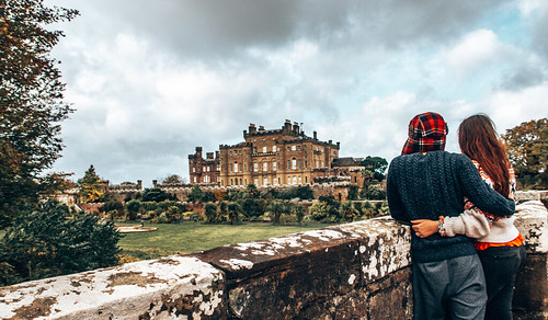 Culzean Castle. From The Complete Guide to Vanlife Scotland: Costs, Routes, & Everything Else You Need to Know!