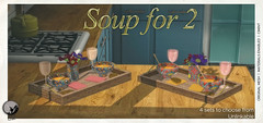 New release : Soup for 2