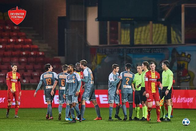 Go Ahead Eagles-FC Volendam 02-02-2021