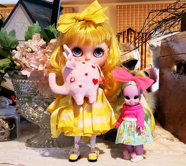 Pink Valentine Witchy Wednesday