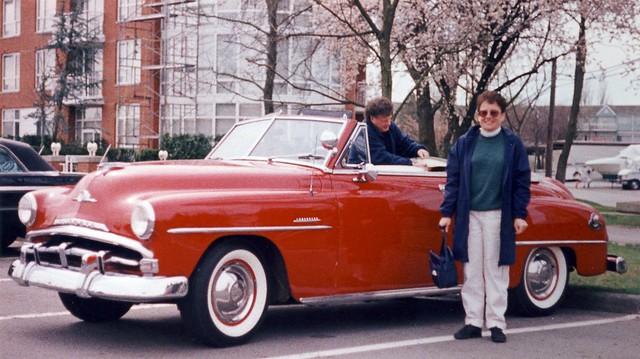 1952 Plymouth Cranbrook 2-door convertible