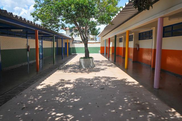 Escolas do Gama passam por transformação histórica