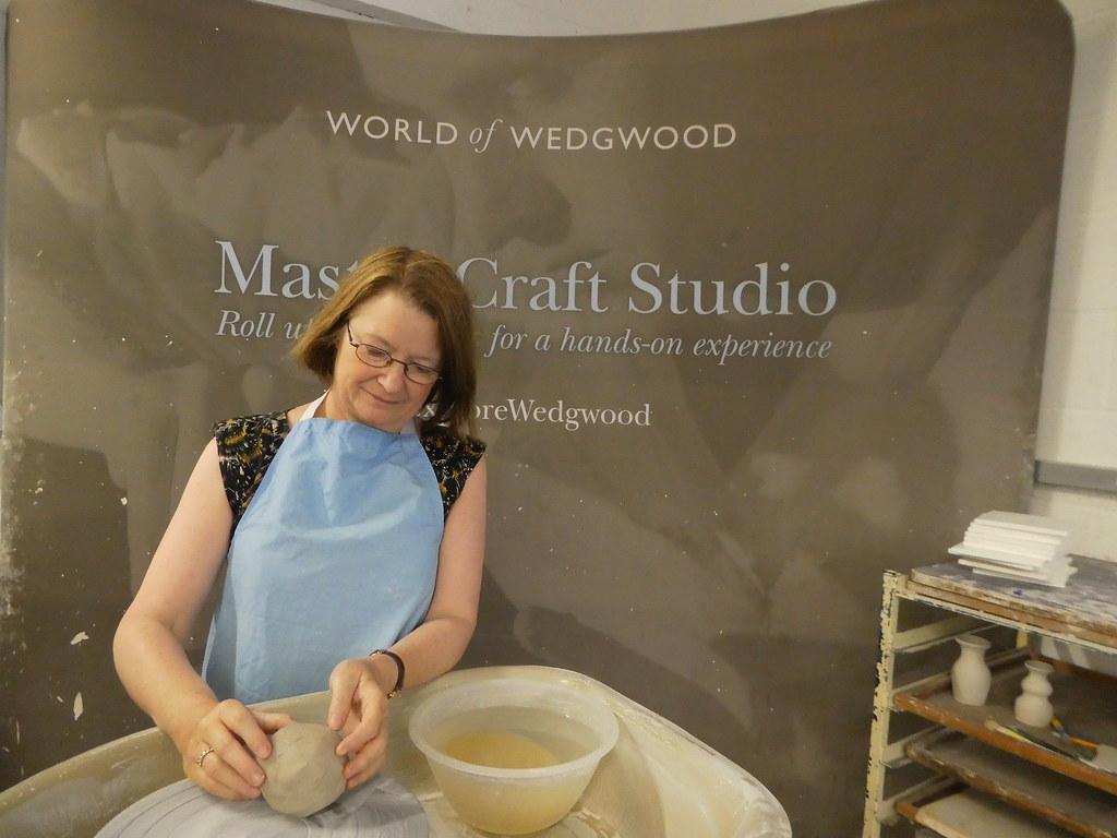 Master Craft Studio, World of Wedgwood