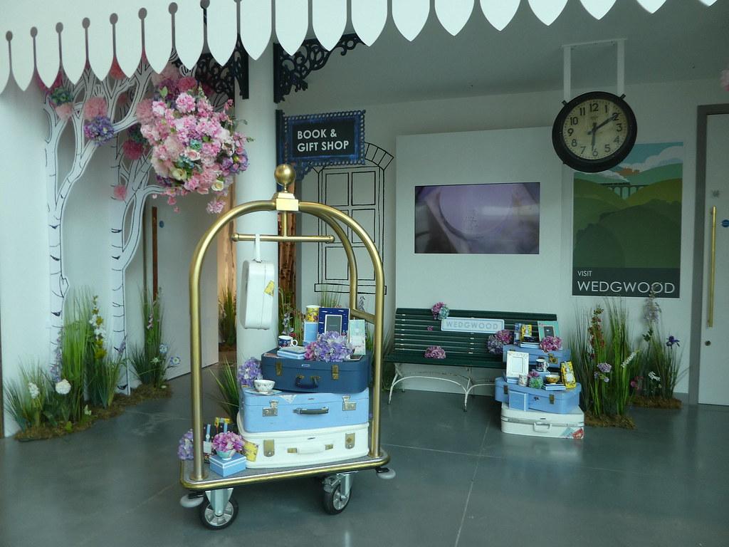 World of Wedgwood Entrance Lobby